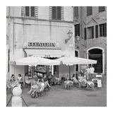 Tuscany Caffe 22 Posters by Alan Blaustein