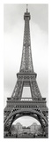 Tour Eiffel 10 Print by Alan Blaustein