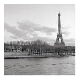 Tour Eiffel 6 Poster by Alan Blaustein
