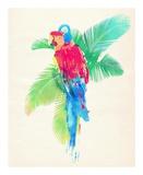 Tropical Party Poster di Robert Farkas