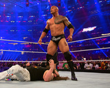The Rock Wrestlemania 32 Action Photo