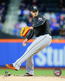 Jose Fernandez 2016 Action Photo