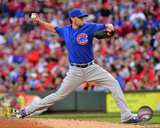 John Lackey 2016 Action Photo