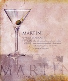Martini Prints by Scott Jessop
