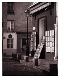 Montmartre Art by Teo Tarras