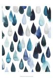 Water Drops II Poster von Grace Popp