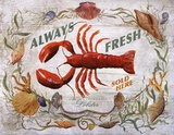 Lobster Prints by Scott Jessop