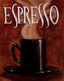 Espresso Roast Art by Darrin Hoover