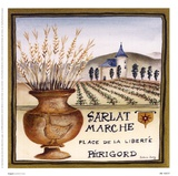 Perigord Art by Katharine Gracey