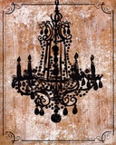 Chandelier I Prints by Lisa Ven Verloth