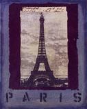 Paris Plakater af Jan Weiss