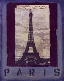 Paris Prints by Jan Weiss