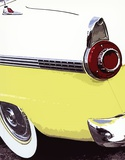 Tail Fins And Two Tones VI Posters