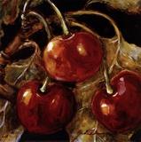 Sweet Cherries I Plakater af Nicole Etienne