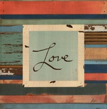 Love Poster by Grace Pullen