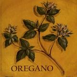 Oregano Prints by Kate McRostie