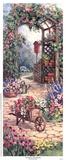 Garden Harmony Poster by Barbara Mock