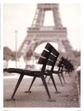 Rendezvous A Paris Affiches par Teo Tarras