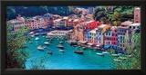 Italy- Portofino Print