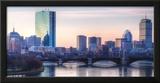 Massachussettes- Boston Skyline Posters