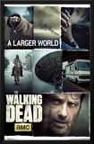 Walking Dead- Larger World Collage Photo