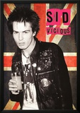Sid Vicious- Holland 1977 Prints