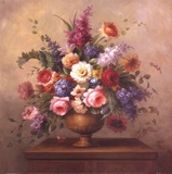 Heirloom Bouquet II Posters by Ralph Steiner