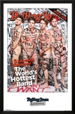 Rolling Stone- 5 Seconds Of Summer 2016 Prints