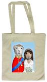 Pets Rock Mr & Mrs Tote Bag Bolsa de tela
