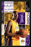 Los Angeles Lakers - Kobe Bryant Print