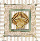 Scallop Print by Kathleen Denis