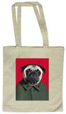 Pets Rock China Tote Bag Bolsa de tela