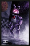 Five Nights At Freddy's Classic Bonnie Print