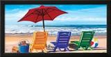 Scott Westmoreland- Beachy Keen Posters by Scott Westmoreland