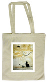 Cat Tote Bag Handleveske