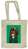 Pets Rock Reggae Tote Bag Kauppakassi