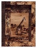 Animal Safari ll Prints by Rue de la Paix