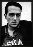 The Clash- Joe Strummer Poster