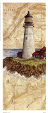 Portland Head Light Posters by Janet Kruskamp