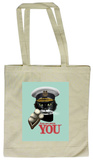 Pets Rock Kitchener Tote Bag Bolsa de tela