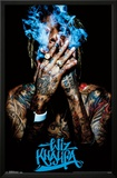 Wiz Khalifa- Smoke Prints