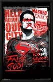 Batman vs. Superman - False God Posters