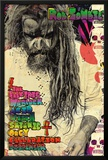 Rob Zombie- Electric Warlock Posters