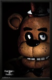 Five Nights At Freddys- Here's Freddy Poster