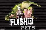 Secret Life Of Pets- Flushed Pets Photo