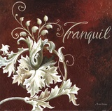 Tranquil Prints by Maria Woods