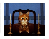 Lord Buffington Print by Lowell Herrero