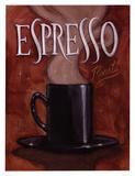 Espresso Roast Print by Darrin Hoover
