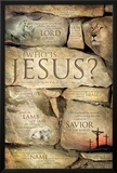 Who Is Jesus Posters by David Sorenson