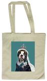 Pets Rock Queen Vic Tote Bag Bolsa de tela